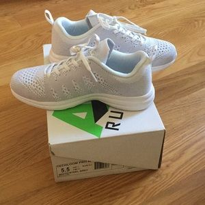 Barely worn APL sneakers